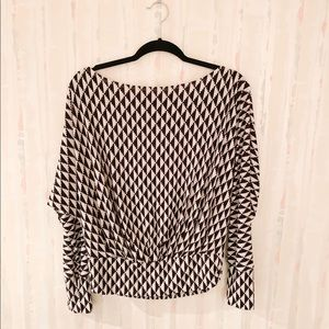 Tart Black&White Long Sleeve